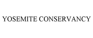mark for YOSEMITE CONSERVANCY, trademark #85117898
