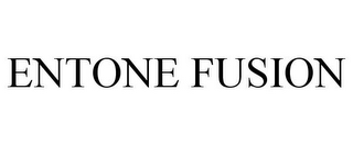 mark for ENTONE FUSION, trademark #85119039