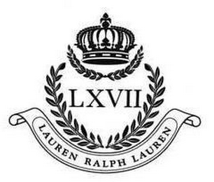 mark for LXVII LAUREN RALPH LAUREN, trademark #85120202