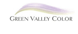 mark for GREEN VALLEY COLOR, trademark #85121368