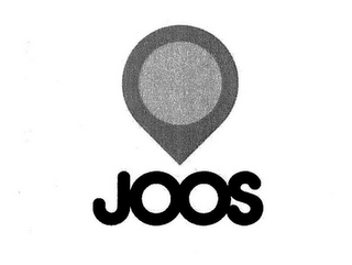 mark for JOOS, trademark #85122181