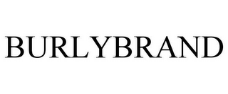 mark for BURLYBRAND, trademark #85122921