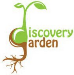 mark for DISCOVERY GARDEN, trademark #85122999