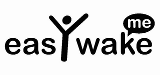 mark for EASYWAKEME, trademark #85123534