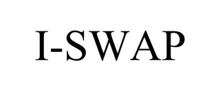 mark for I-SWAP, trademark #85125061