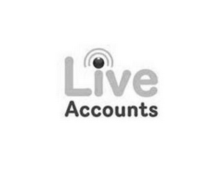 mark for LIVE ACCOUNTS, trademark #85125213