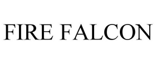 mark for FIRE FALCON, trademark #85125927