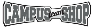 mark for CAMPUS TEAM SHOP, trademark #85126079