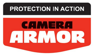 mark for PROTECTION IN ACTION CAMERA ARMOR, trademark #85126460
