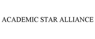 mark for ACADEMIC STAR ALLIANCE, trademark #85126681