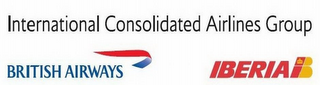 mark for INTERNATIONAL CONSOLIDATED AIRLINES GROUP BRITISH AIRWAYS IBERIAB, trademark #85127184