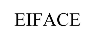 mark for EIFACE, trademark #85128048