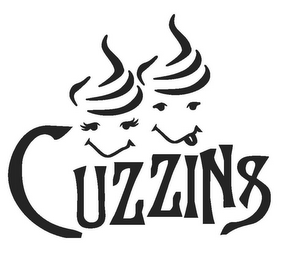 mark for CUZZINS, trademark #85128105