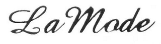 mark for LA MODE, trademark #85128206