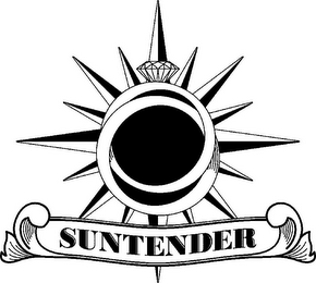 mark for SUNTENDER, trademark #85129123