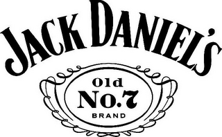 mark for JACK DANIEL'S OLD NO. 7 BRAND, trademark #85129198