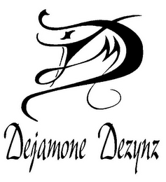mark for DJM DEJAMONE DEZYNZ, trademark #85129675