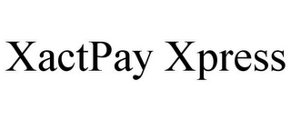 mark for XACTPAY XPRESS, trademark #85129791