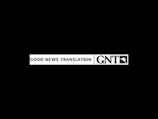 mark for GOOD NEWS TRANSLATION GNT, trademark #85129874