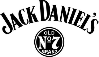 mark for JACK DANIEL'S OLD NO 7 BRAND, trademark #85130169