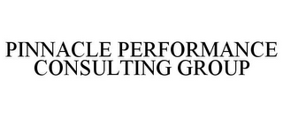 mark for PINNACLE PERFORMANCE CONSULTING GROUP, trademark #85130735