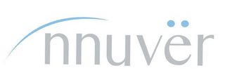 mark for NNUVËR, trademark #85131906