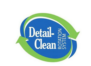 mark for DETAIL-CLEAN ROTATION SYSTEM, trademark #85132072