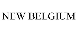 mark for NEW BELGIUM, trademark #85132239