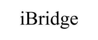 mark for IBRIDGE, trademark #85132520