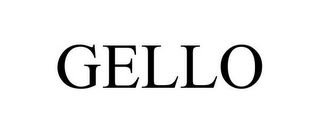 mark for GELLO, trademark #85132786