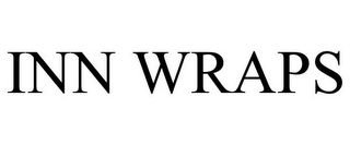 mark for INN WRAPS, trademark #85134181