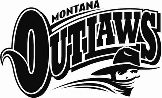 mark for MONTANA OUTLAWS, trademark #85134404
