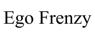mark for EGO FRENZY, trademark #85139083