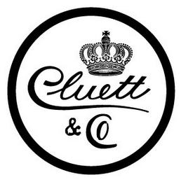 mark for CLUETT & CO, trademark #85139111