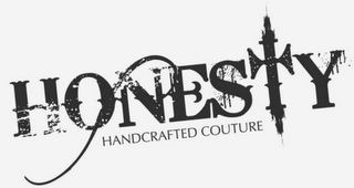 mark for HONESTY HANDCRAFTED COUTURE, trademark #85139241