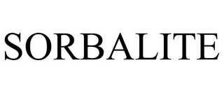 mark for SORBALITE, trademark #85139636