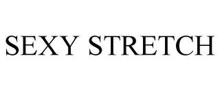 mark for SEXY STRETCH, trademark #85140359