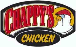 mark for CHAPPY'S CHICKEN, trademark #85141091