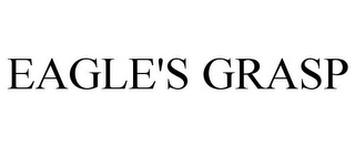 mark for EAGLE'S GRASP, trademark #85141927