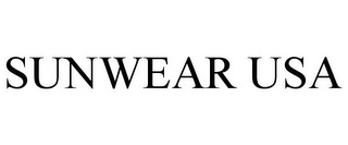 mark for SUNWEAR USA, trademark #85143716