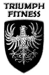 mark for TRIUMPH FITNESS, trademark #85144408