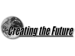 mark for CREATING THE FUTURE, trademark #85144618