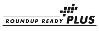 mark for ROUNDUP READY PLUS ++, trademark #85145471