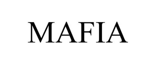 mark for MAFIA, trademark #85145941
