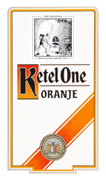 mark for KETEL ONE ORANJE THE ORIGINAL 1 DISTILLING NOLET DISTILLERY FOUNDED 1691, trademark #85146061