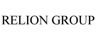 mark for RELION GROUP, trademark #85147683