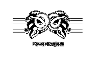 mark for POWER PROJECT, trademark #85148926