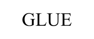 mark for GLUE, trademark #85149410