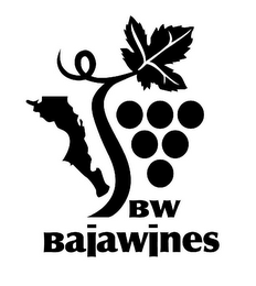 mark for BW BAIAWINES, trademark #85150066