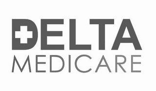 mark for DELTA MEDICARE, trademark #85151217
